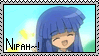 Rika :Nipah: Stamp by Staris-Chan
