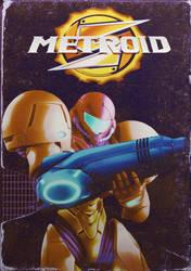 METROID VHS ver. by shawbrando