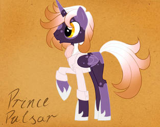 Prince Pulsar by Celestialess