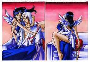 VALENTINE - Cupid Attacks by Isadora-Legata