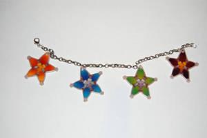 Birth by sleep bracelet by knil-maloon