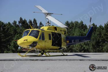 Bell 212 by csilva0