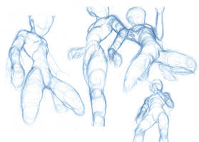 Random poses 15 by Brant-Bi