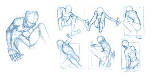 Random poses 19 by Brant-Bi