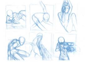 Random poses 25 by Brant-Bi