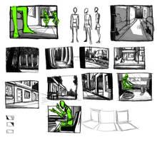 Background studies 6 by Brant-Bi