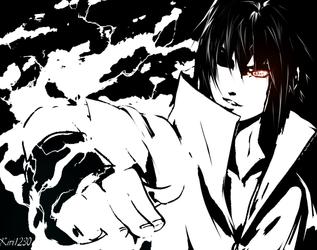 Sasuke EMS:: by kivi1230