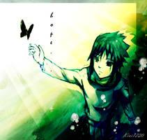 Sasuke . by kivi1230