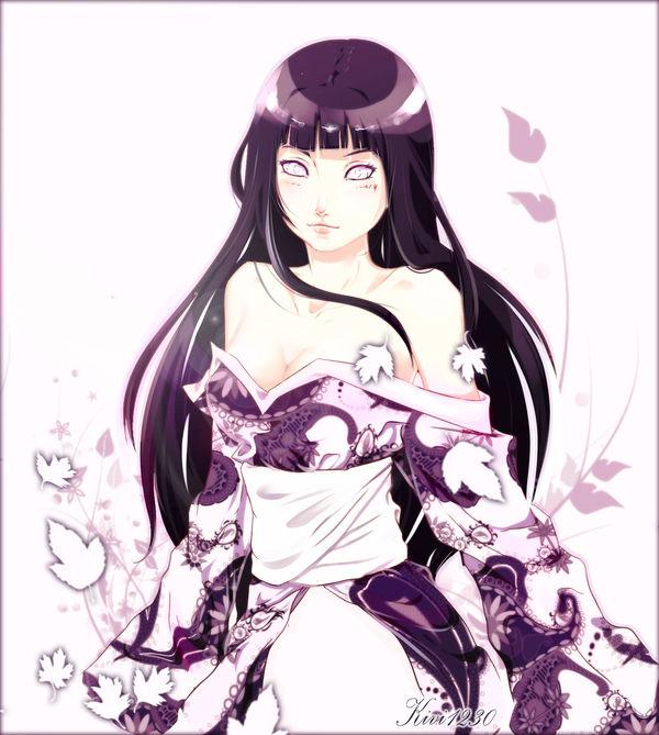 Hinata by kivi1230