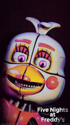 Funtime Chica by GareBearArt1