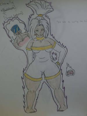 Charmilla Prime + [SENSUAL SEDUCTION]/[HALLELUJAH] by Vanity-Pridas