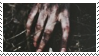 brused knuckles aesthetic stamp by hematology