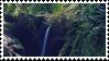waterfall aesthetic stamp by hematology