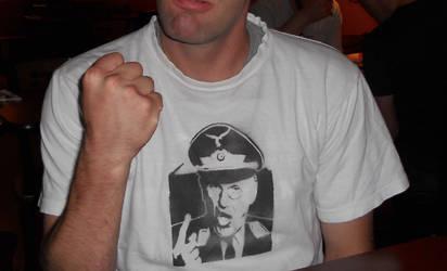 The Klink T-Shirt by Kerblotto