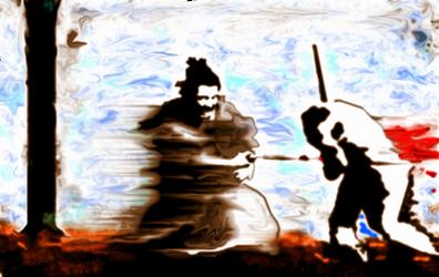 Kyoshiro Senryo revisited by Kerblotto