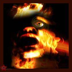 Fire Elemental by Ragshiel
