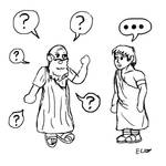 Socrates and the Socratic Method by hotcheeto89