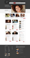 company homepage by polska753