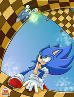 Sonic Generations- 20th Year by ShadowReaper12