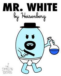 Mr White by SwanStarDesigns