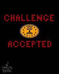 Aztec Challenge Accepted by SwanStarDesigns