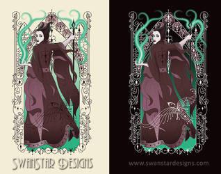 Maleficent by SwanStarDesigns