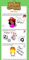 Animal Crossing Meme by Seliex by Seliex