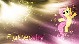 Fluttershy Wallpaper [1920x1080] by GameMasterLuna