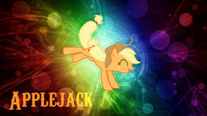 Applejack Wallpaper [1920x1080] by GameMasterLuna