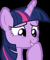 Twilight Chuckling by GameMasterLuna