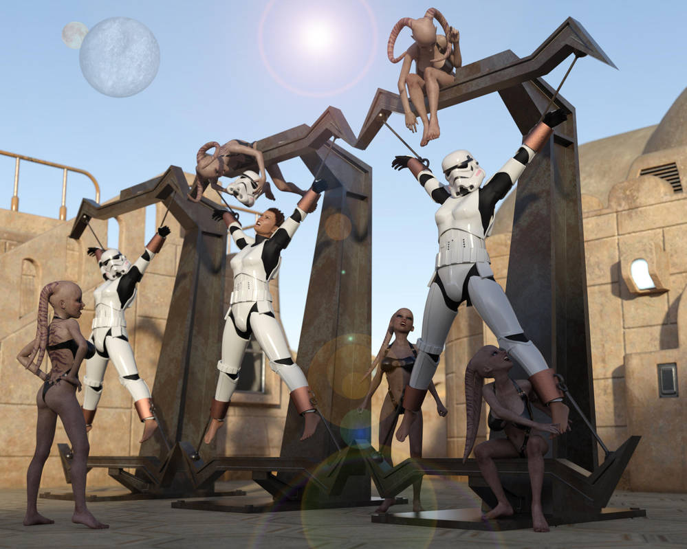 Storm Troopers by CrazyStupot