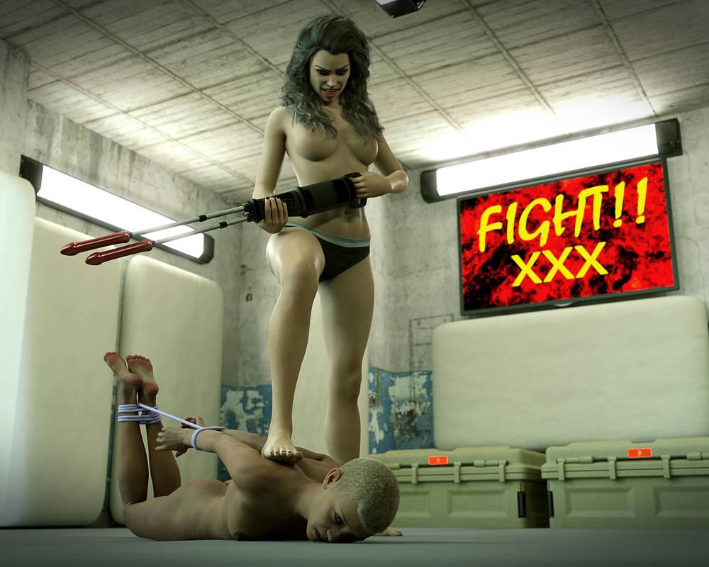 Elenawhor's first match by CrazyStupot
