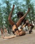 Fight! - Stack em high, Bury em deep - 8 by CrazyStupot