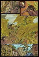 Colouring Final: Runewriters 1 by Shazzbaa