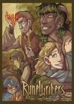 RuneWriters Poster by Shazzbaa