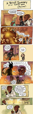 Contracts and Conmen 1 by Shazzbaa