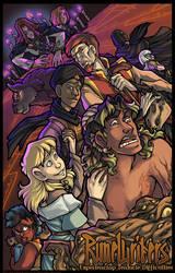 The Return of Runewriters! by Shazzbaa