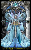 The High Priestess-REVISED by Elric2012