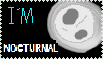 Nocturnal Stamp by UnderTale-The-Human