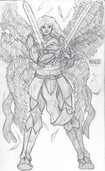Solace Dreams - Lawrence, Angel Of Death by Sigfriedofgaea
