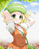 pokemon Bianca by rinro-r