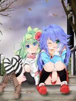 Original girls by rinro-r