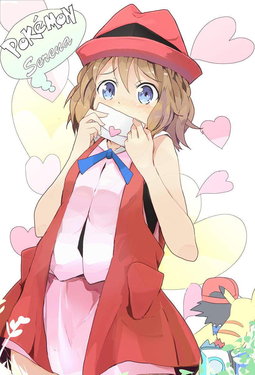 Pokemon Serena by rinro-r