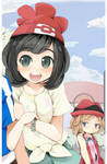 pokemon sun moon by rinro-r