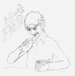 Attack on Food by RyouYamiBakura