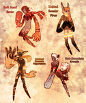 Datagrim Winter Cozy Batch [4/4 OPEN] by Agent-Cheshire