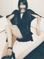 Cobie Smulders Gagged 3 by N099ER
