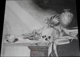 Drawing Final by pandastarr