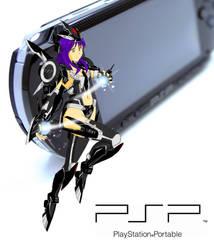 Battle Armor PSP by GEARZ-X