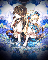 Calypso and Laromedia II by VonDeLua